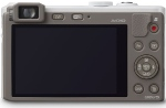 Panasonic Lumix DMC-LF1 rear view