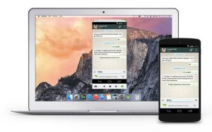 Although you don't have to use this feature to see notifications from your phone, AirDroid's AirMirror feature enables you to mirror your smartphone's screen to your PC or Mac. Image courtesy of AirDroid / Sand Studio.